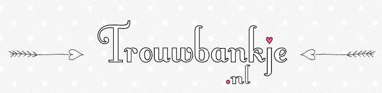 logo trouwbankje